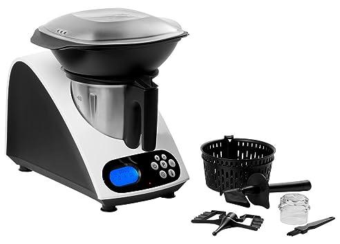 Amazon.De: Medion Md 16361 Küchenmaschine Mit Kochfunktion, 1000