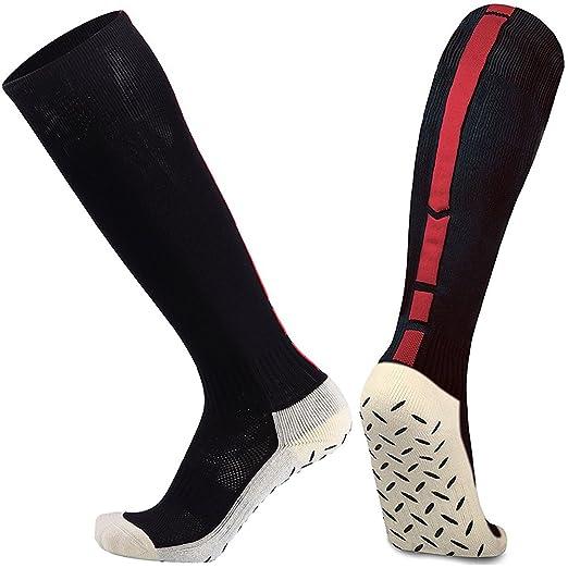e491efe6298d Amazon.com  Yijiujiuer Men s Athletic Soccer Socks
