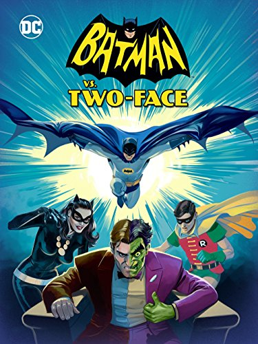 Batman vs. Two-Face by