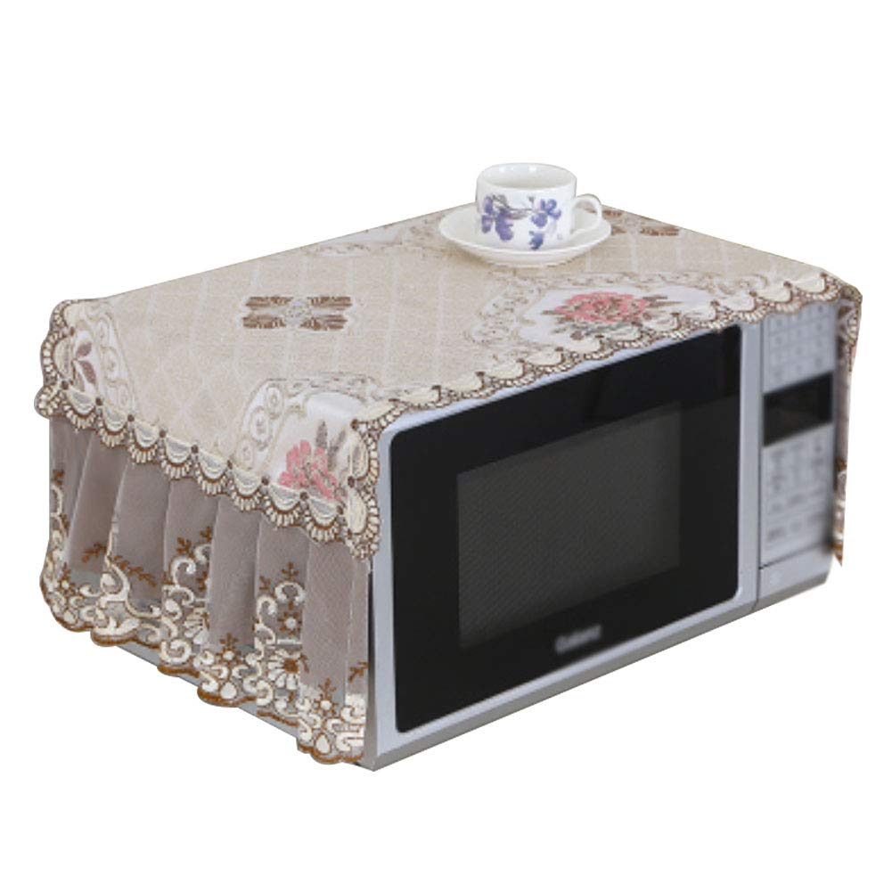 LUNA Microwave Oven Dustproof Cover Home Accessories (A18)