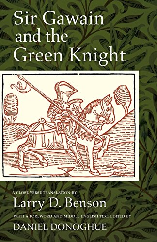 Sir Gawain and the Green Knight: A Close Verse Translation (WV MEDIEVEAL EUROPEAN STUDIES)