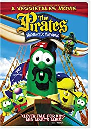 Pirates Who Don\'t Do Anything: A Veggie Tales Movie (Widescreen)