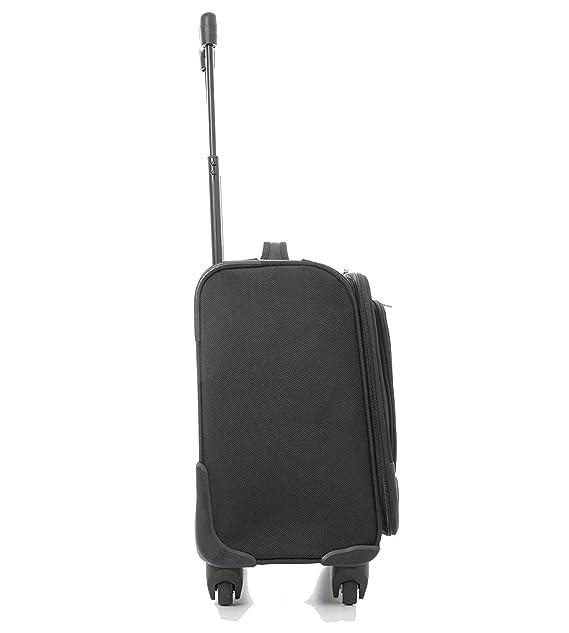 Aerolite Maletín con Ruedas para Portátil Trolley para Ordenador Portátil de 15-17
