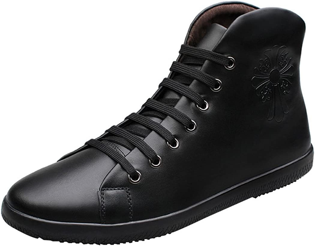 Sneakers Boa Men's Leather Shoes