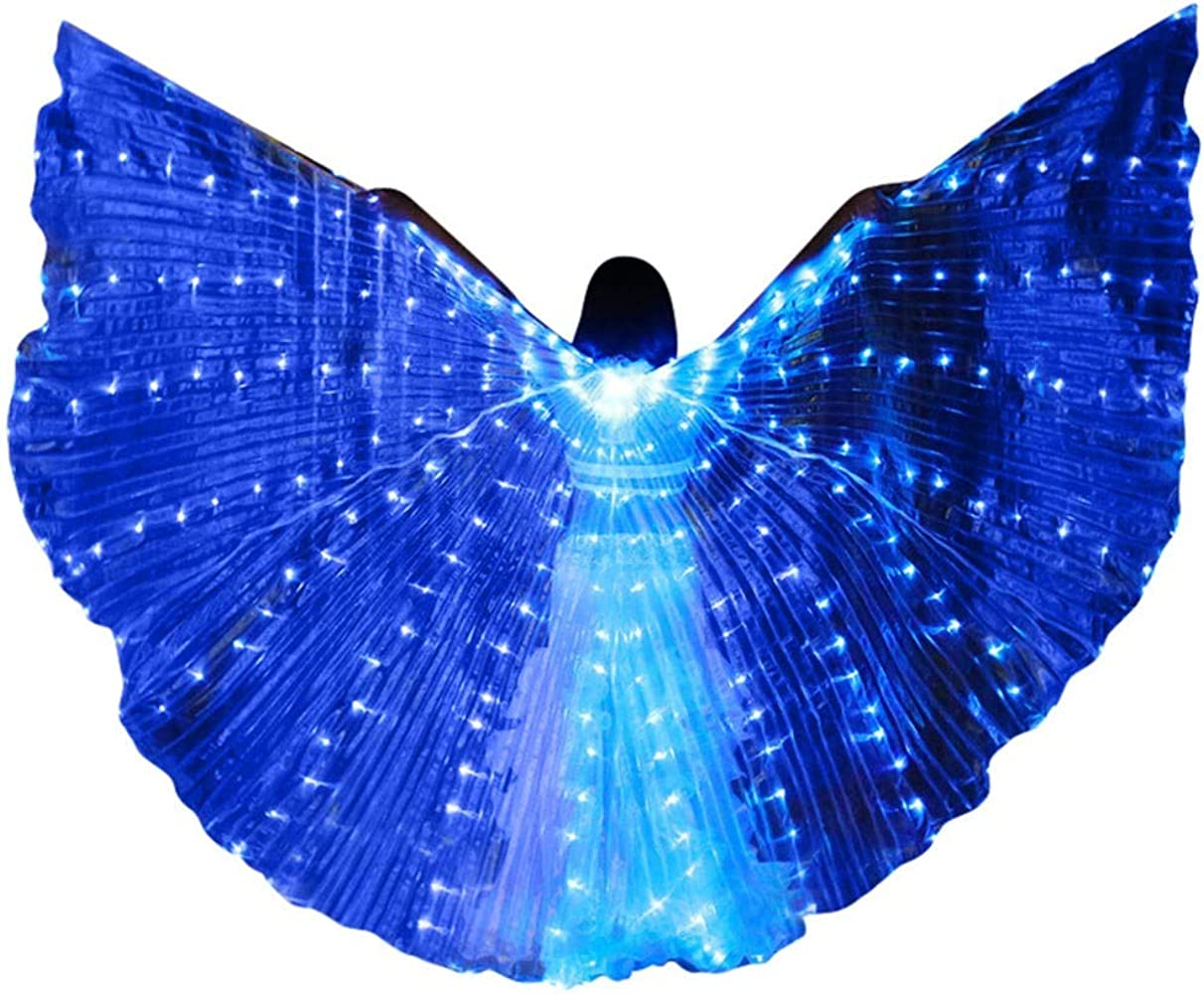 Belly Dance ISIS Wings, LED ISIS Wings Disfraz Carnaval para ...