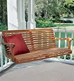 WIDBI Porch Swing Hanging Kit - Up to 1,000 lbs