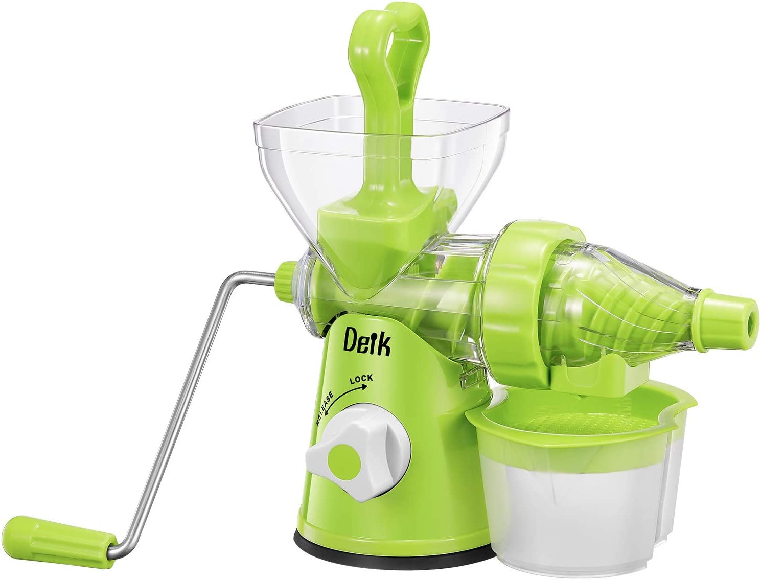 ghdonat.com Home & Kitchen Manual Juicers Easy to Clean ...