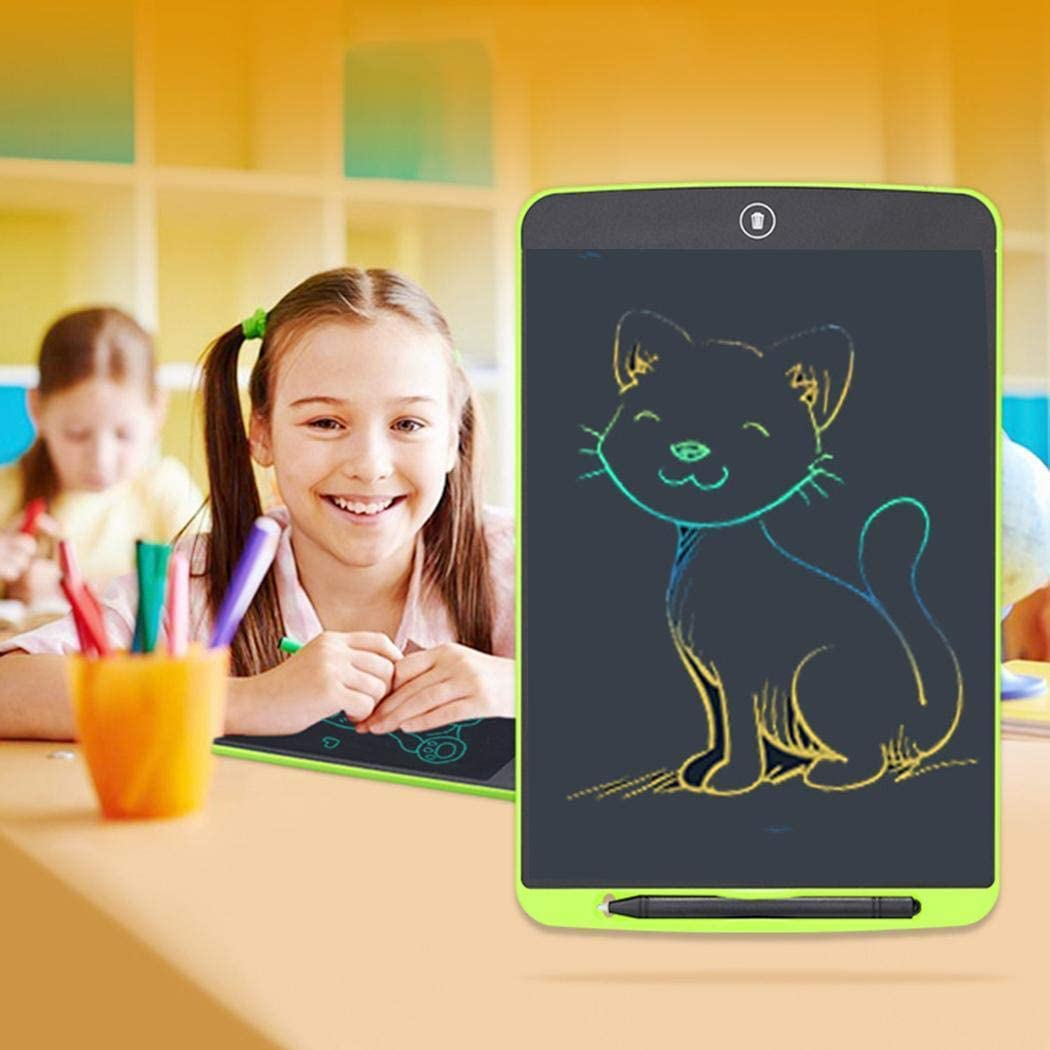 Kids LCD Writing Tablet Electronic Painting Drawing Children Graffiti Board