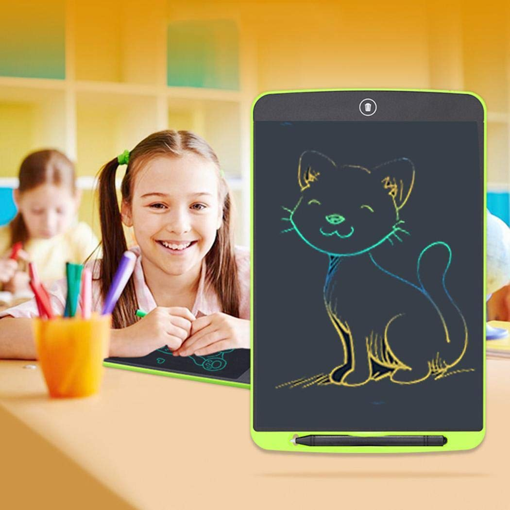 Pinsparkle Kids LCD Writing Tablet Electronic Painting Drawing Children Graffiti Board Tablets