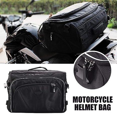 Zay 54 x 28 x 35 cm Bolsa de depósito para moto Bolsa de ...