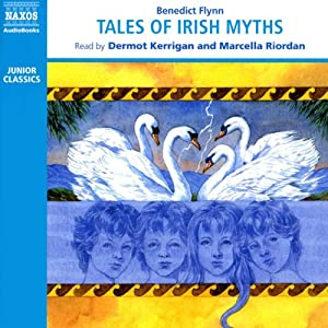 Tales of Irish Myths Audiobook