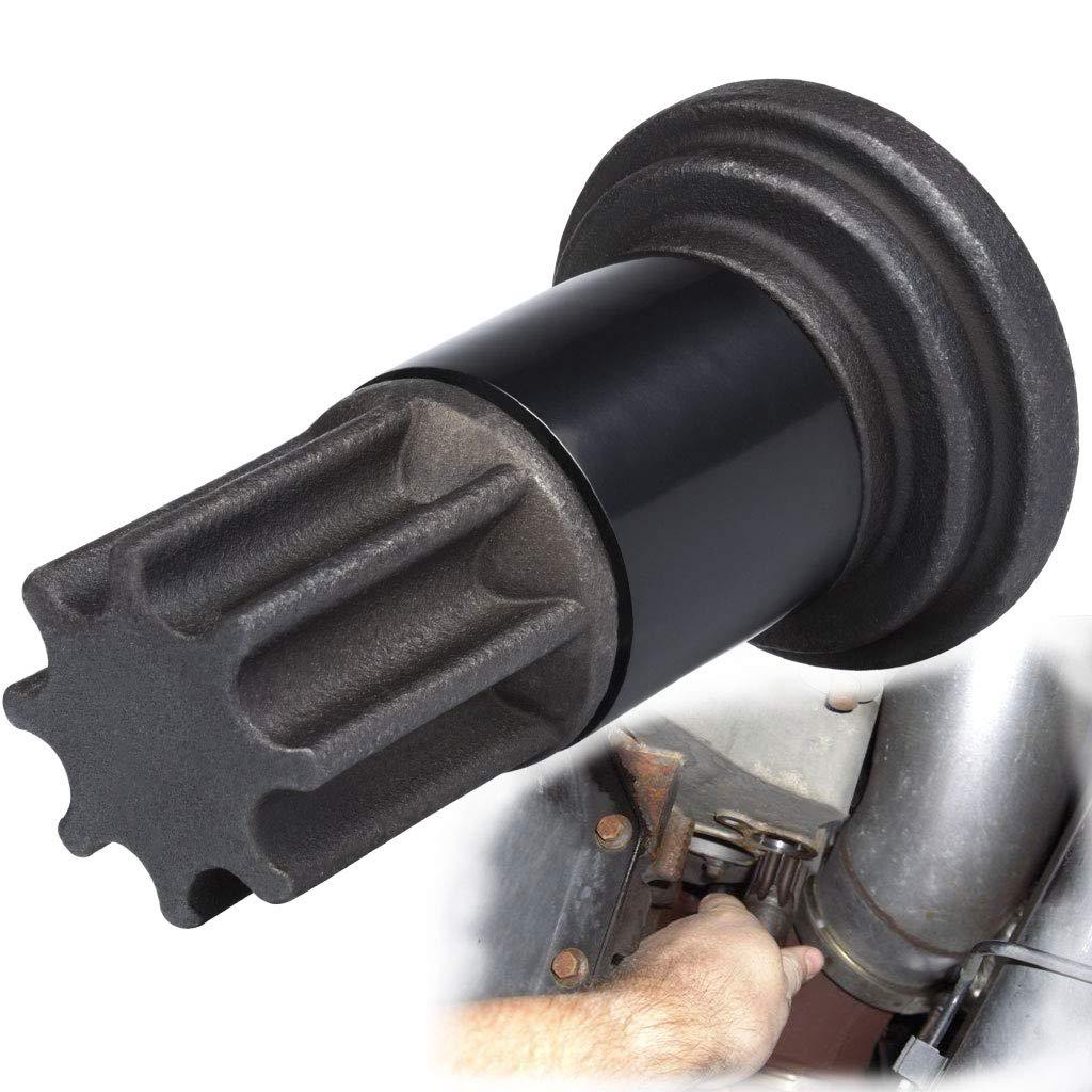 Royalo Cummins Engine Barring/Rotating Tool for Dodge Pickups 5.9L Liter Diesels Engines and Cummins B & C Series Diesel Engines