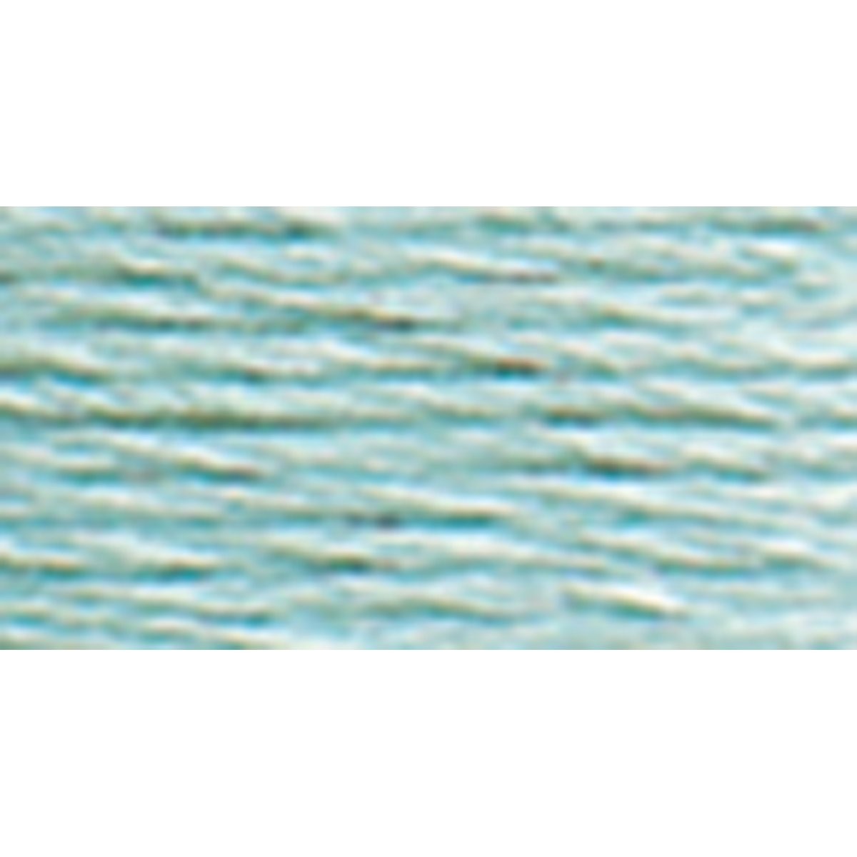 DMC 117-3811 Mouline Stranded Cotton Six Strand Embroidery Floss Thread, Light Turquoise, 8.7-Yard Notions - In Network