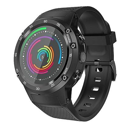 YouN Zeblaze THOR 4 4G Android Bluetooth relojes inteligente WiFi 5MP reloj de pulsera de la