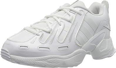 adidas EQT Gazelle W, Zapatillas de Gimnasio para Mujer, FTWR White FTWR White FTWR White, 42 2/3 EU: Amazon.es: Zapatos y complementos