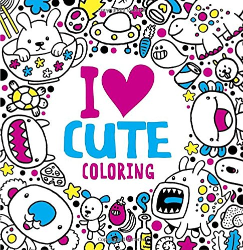 Heart Cute Coloring Jess Bradley product image