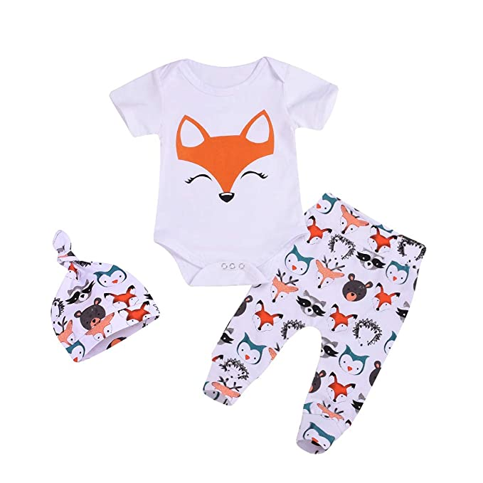 100/% Cotton Early Baby LAYETTE Sets Tops and Pants for New born baby boys//girls