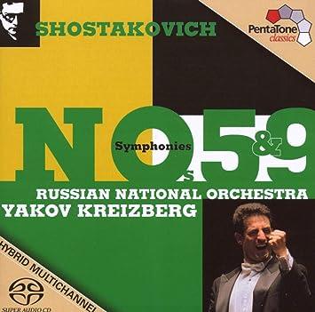 Symphonies 5 & 9 (Hybr)