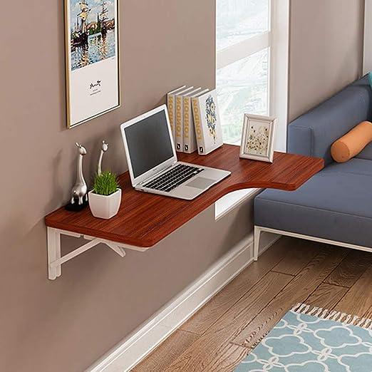Mesa Plegable de Pared Mesa de esquina tipo L montada en la pared ...