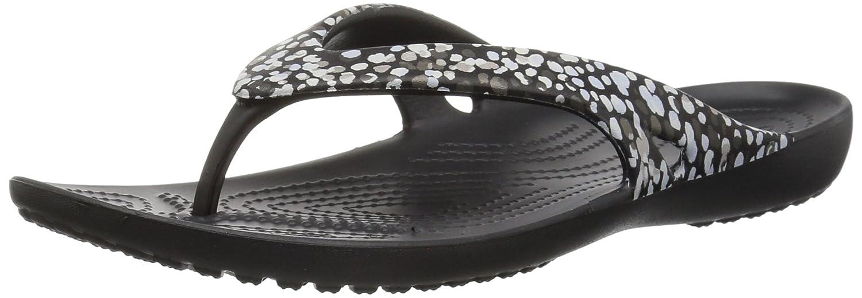 920e418904693 Amazon.com | Crocs Women's Kadee II Graphic Flip Flop | Flip-Flops