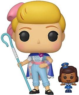 Funko- Pop Vinilo: Disney: Toy Story 4: Woody Figura ...