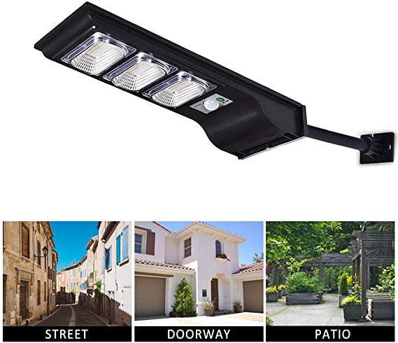 Dailyart 30W Focos Led Exterior 1000LM Luces Led Solares para ...