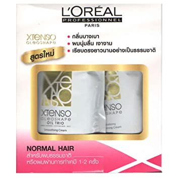 Amazon Com L Oreal X Tenso Hair Straightener Kit Natural Hair By