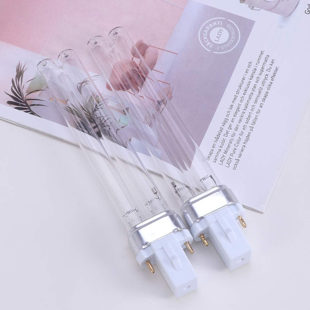 POPETPOP 2pcs 11W 13W Ultravioleta UV Lámparas de luz de ...