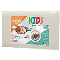 Travesseiro Kids Nasa, Duoflex, Branco, Pacote de 1