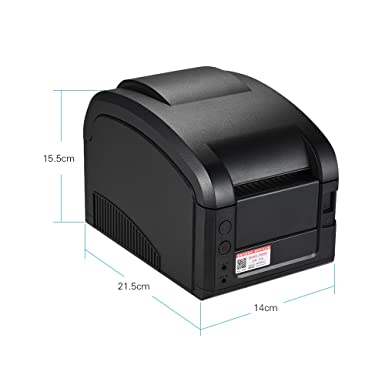 Amazon.com: gprinter gp-3120tl Impresora térmica Impresora ...
