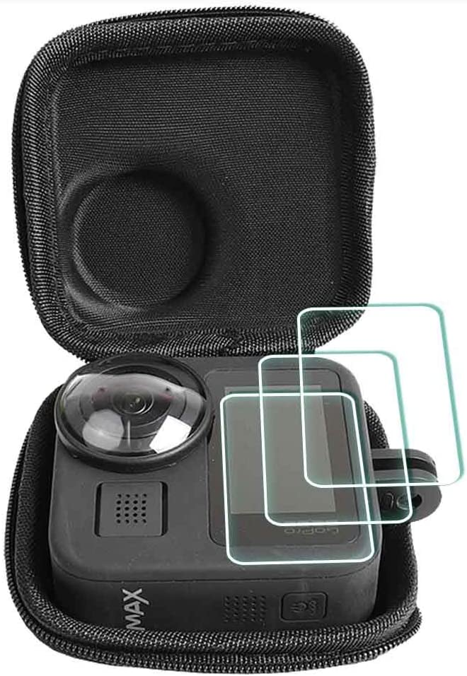 Funda y protector para GoPro MAX Waterproof 360 Action