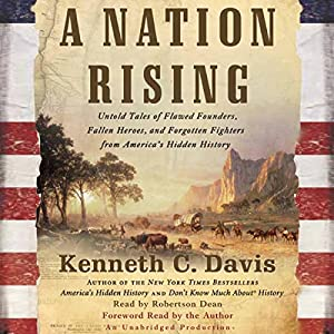 A Nation Rising Audiobook