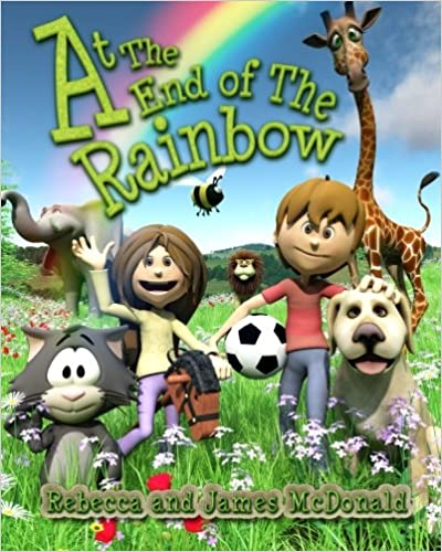 At the End of the Rainbow: Poems for Children with Sami and Thomas