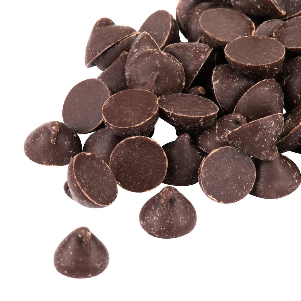 Regal Foods Pure Semi-Sweet 1M Chocolate Baking Chips 5 lb.