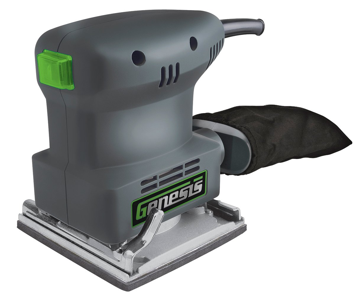 Genesis GPS2303 1 4 Sheet Palm Sander