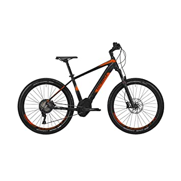 Whistle-Bike B-Race S 27.5 Bosch 500Wh 11v Naranja Talla 40 2019 ...