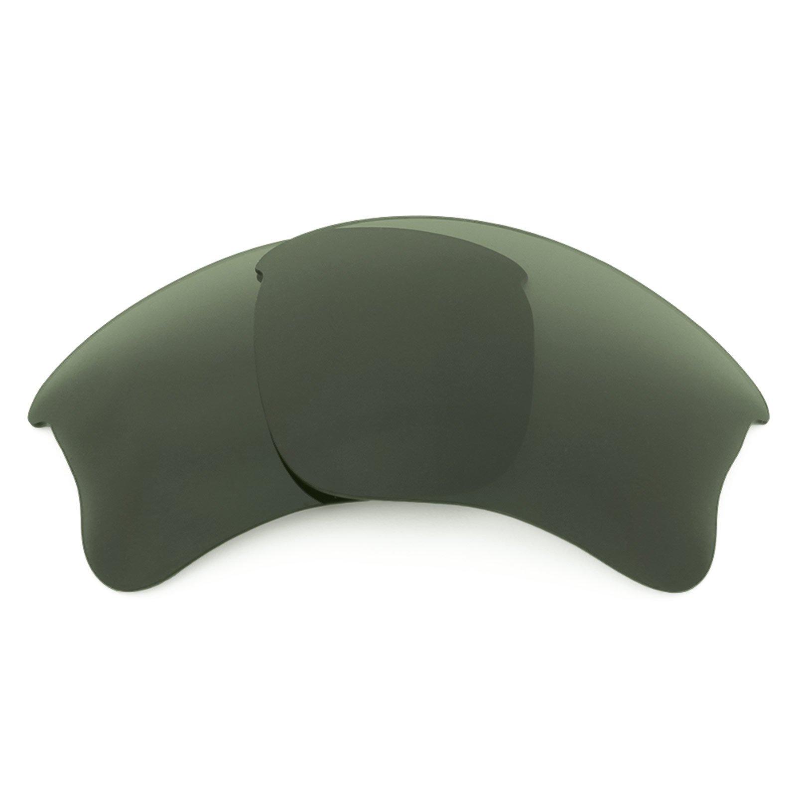 Revant Polarized Replacement Lenses for Oakley Flak Jacket XLJ Grey Green by Revant