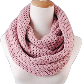 Amazon Com Nsstar Winter Warm Weave Knitting Crochet Women Neck