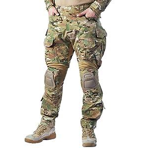 IDOGEAR G3 Combat Pants Multicam