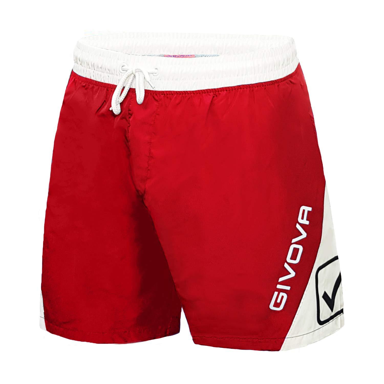 4557 Costume Boxer Uomo Nylon Pantaloncino Mare GIVOVA Art