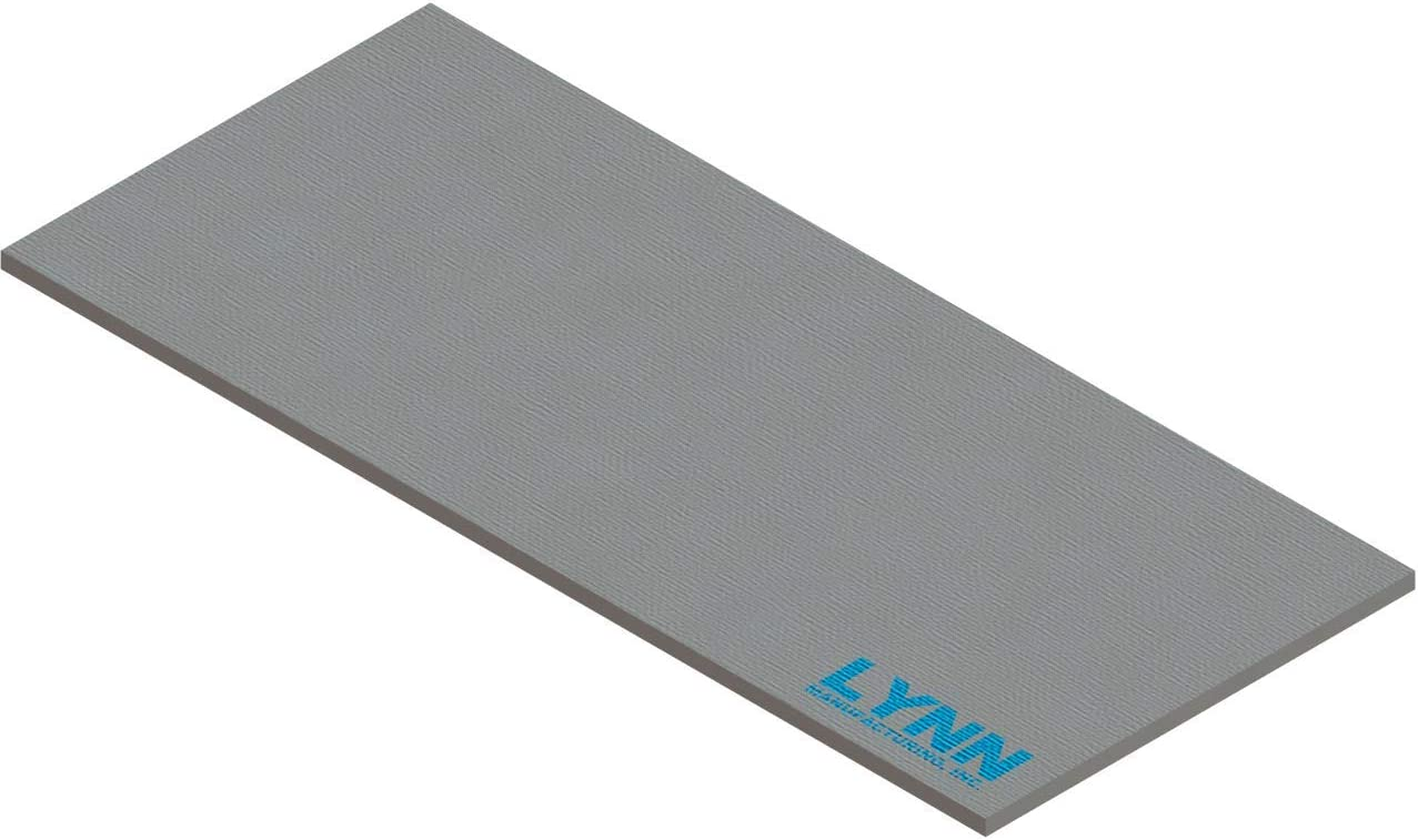 Lynn Manufacturing Replacement US Stove & Ashley Baffle Board Refractory Insulation Models 2000, 2500, AC200 & AWC31, 88146