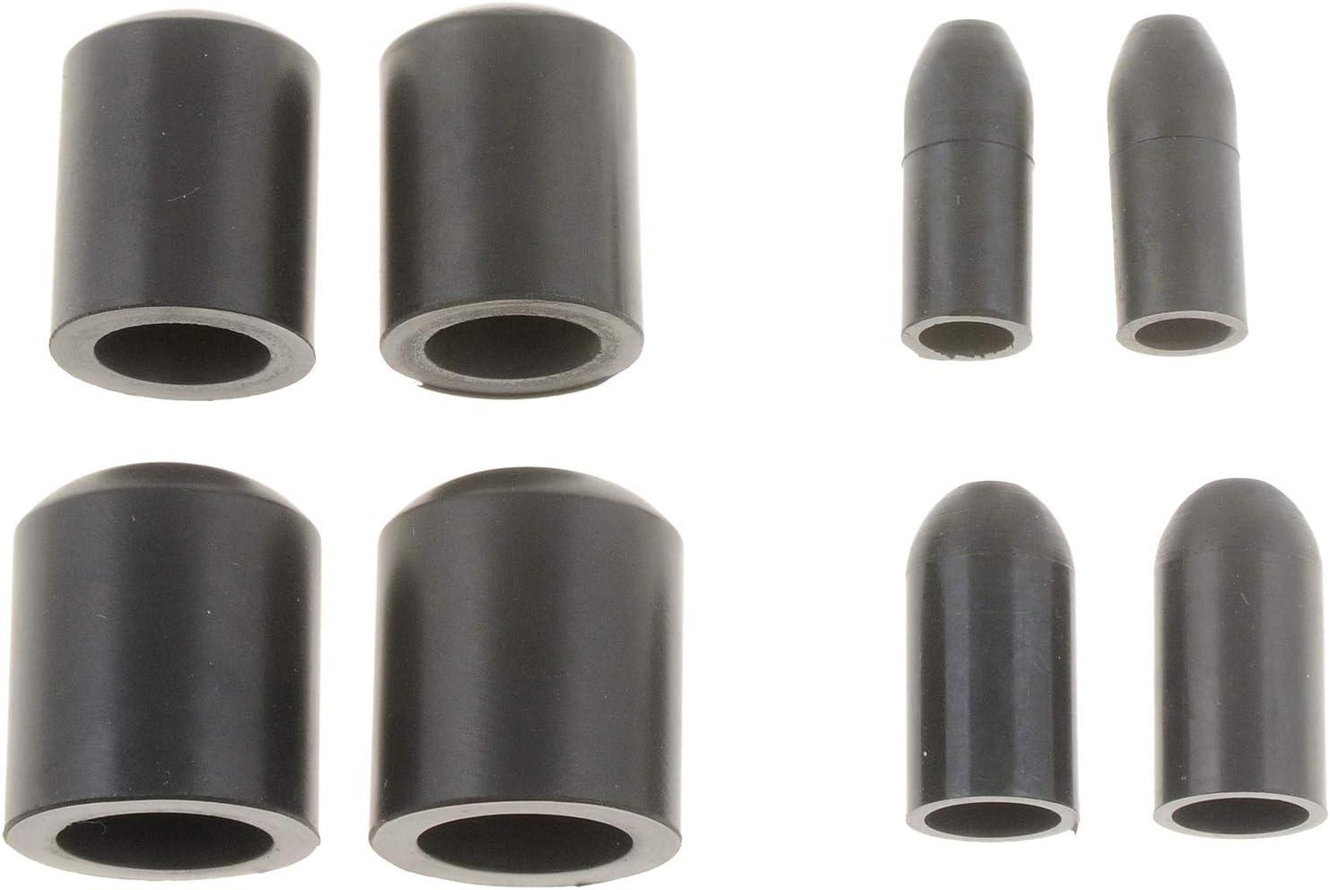 2-5//8 Heater Bypass Cap Rubber 4 pack variety 2-3//4 Heater Bypass Cap