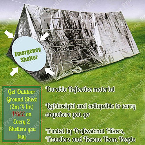Emergency Shelters Product : Emergency survival shelter for camping natural disaster