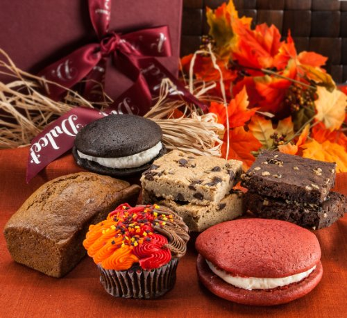 Happy Thanksgiving!! Elegant Fall Deluxe Gift Basket