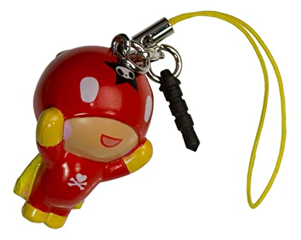 Animals & Dinosaurs Action Figures Tokidoki Frenzies Milk Figurine Keychain Charm Phonezies Toy