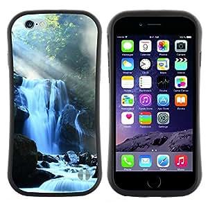 "Hypernova Slim Fit Dual Barniz Protector Caso Case Funda Para Apple (5.5 inches!!!) iPhone 6 Plus / 6S Plus ( 5.5 ) [Cascada""]"