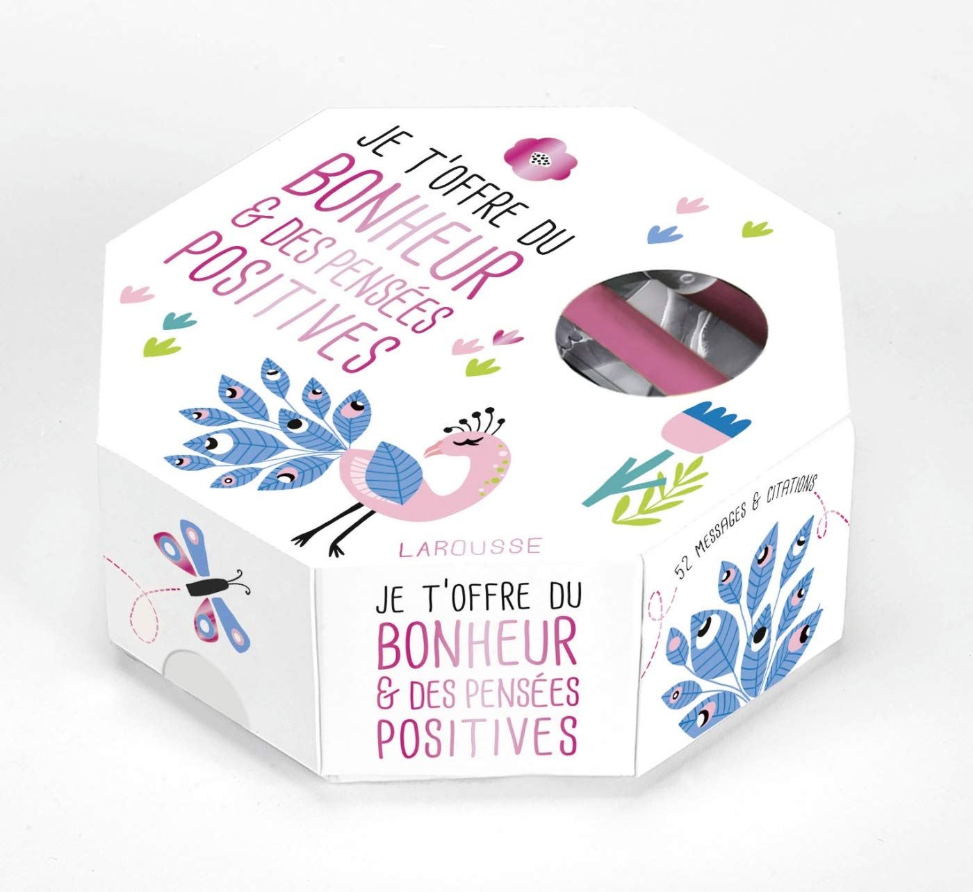 Amazon Fr Je T Offre Du Bonheur Et Des Pensées Positives