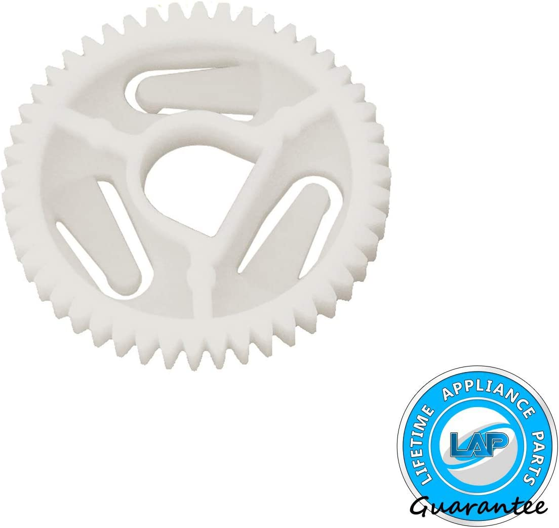 Lifetime Appliance 5304469403 Icemaker Drive Gear Compatible with Frigidaire Refrigerator