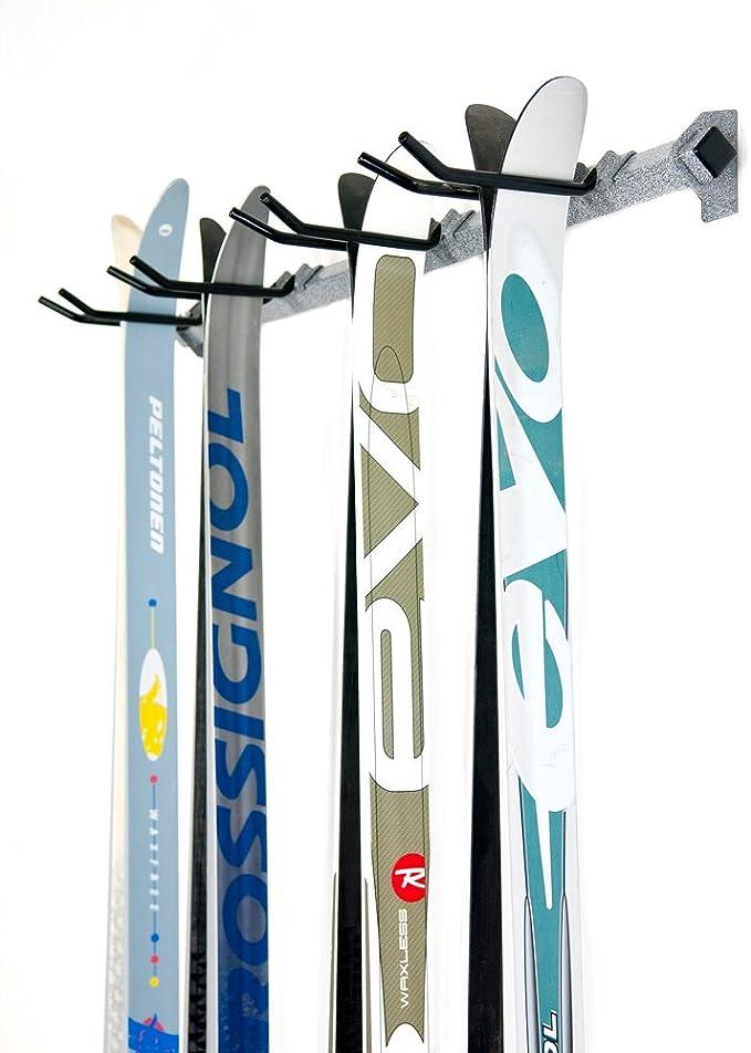 Monkey Bars Storage Cross Country Ski Rack Cc 4 Ski Home Kitchen Amazon Com