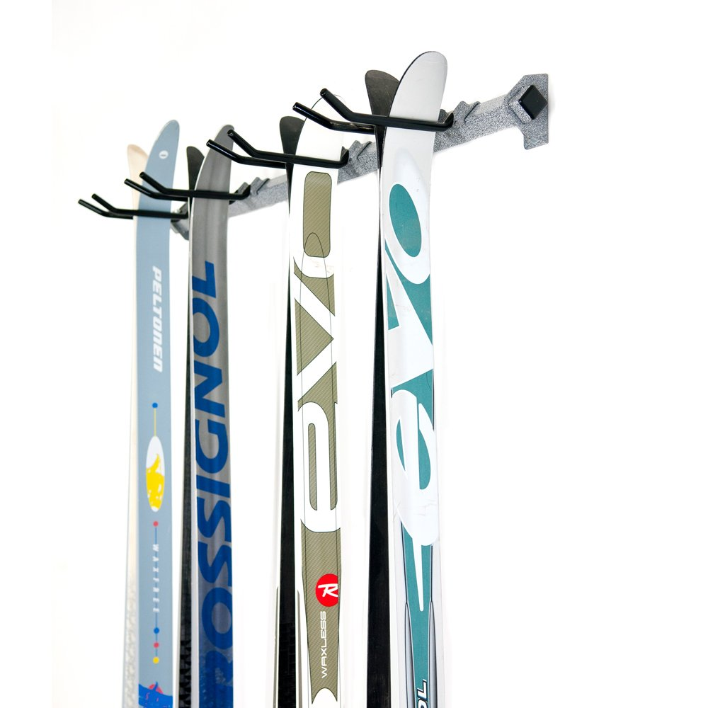 Monkey Bar Storage Cross Country Ski Rack CC 4-Ski